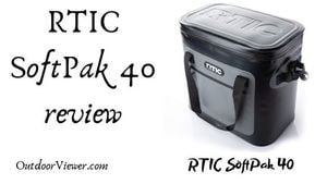 RTIC SoftPak 40 review