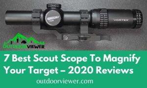 Best Scout Scope
