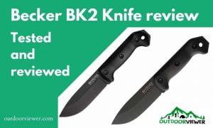 Becker BK2 Knife review