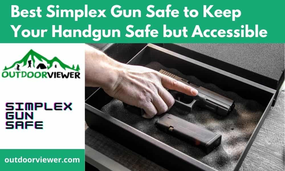Best Simplex Gun Safe