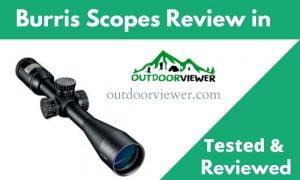 Burris Scopes Review