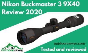 Nikon Buckmaster 3 9X40 Review