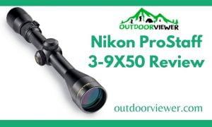 Nikon ProStaff 3-9X50 Review