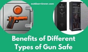 Benefits of Different Types of Gun Safe