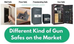 Different Kind of Gun Safes on the Market