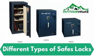 Different Types of Safes Locks