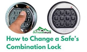 How to Change a Safe's Combination Lock