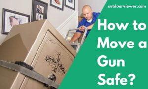 How to Move a Gun Safe