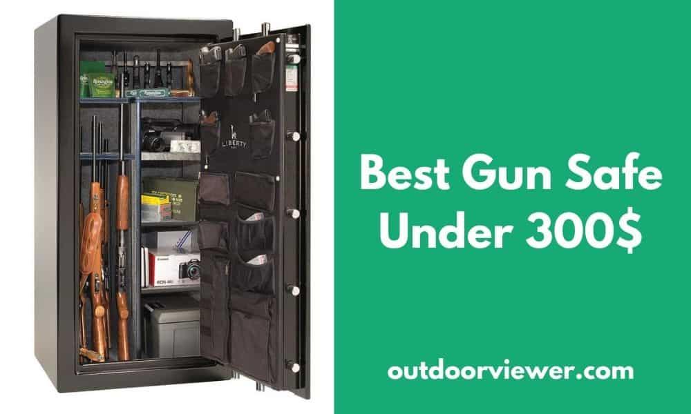 Best Gun Safe Under 300