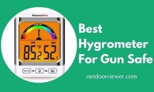Best Hygrometer For Gun Safe