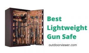 Best Lightweight Gun Safe