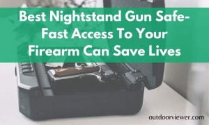 Best Nightstand Gun Safe