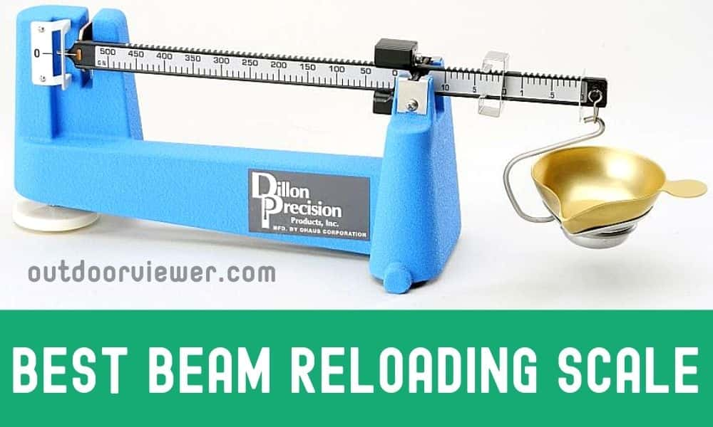 Best Beam Scale for Reloading